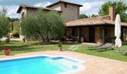 Umbrie | San Venanzo | Natuurstenen huis | € 530.000, --