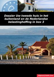 Dossier uw tweede huis in het buitenland en de Nederlandse belastingheffing in box 3