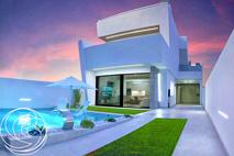 Santiago de la Ribera | Nieuwbouw villa | € 284.950