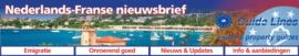 Plaatsing huizenaanbod in Nederlands-Franse nieuwsbrief