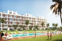 Algarve | Albufeira | moderne nieuwbouw appartementen | € 150.000,--