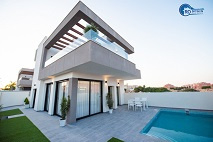 Costa Blanca Zuid | Montesinos | Vrijstaande Villa | € 259.000,--
