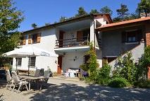 Ligurie | Dubbel huis met prachtig uitzicht | € 240.000,--