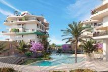 Villajoyosa | Appartementen en duplex woningen aan zee | Vanaf € 178.000,--