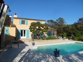 Provence (Var) | omgeving Barjols | Provençaalse Villa | € 525.000,--