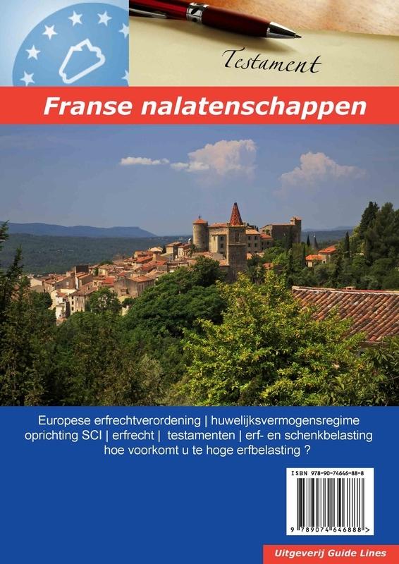 Handboek Franse Nalatenschappen