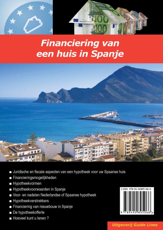 Financiering van een huis in Spanje