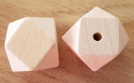 Geometrisch Naturel 25 mm