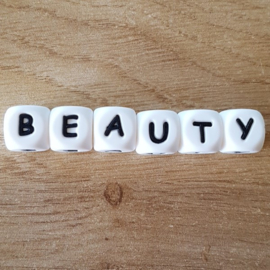 Siliconen Letters: Beauty