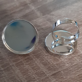 Ring Rond 25 mm