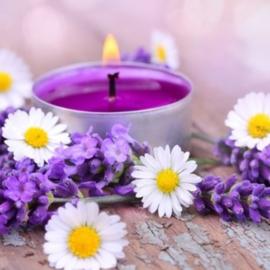 Geurolie voor Kaarsen & Zeep - Lavendel & Kamille