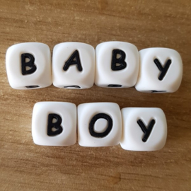 Siliconen Letters: BabyBoy