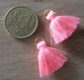 Neon Coral Pink - Goud