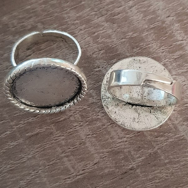 Ring Rond 20 mm
