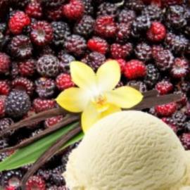 Geurolie voor Kaarsen & Zeep - Black Raspberry Vanilla