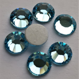 Aquamarine Blue - SS30 Flat Back