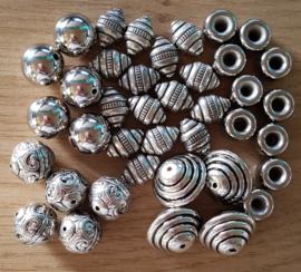 Metallook Kralen Pakket 002