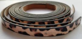Leopard Print Vintage Pink