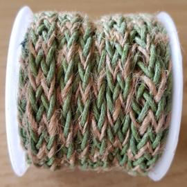 Vintage Green - 7 mm