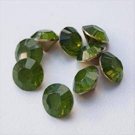 SS39 Olivine Green Opal