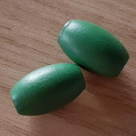 Ovale kraal Groen