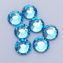Aquamarine Blue - SS20 Flat Back