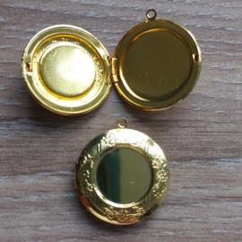 Medaillon - Goud