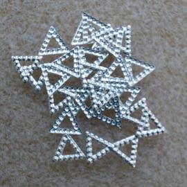 Driehoek - Zilver