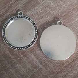 Cabochon Setting Rond