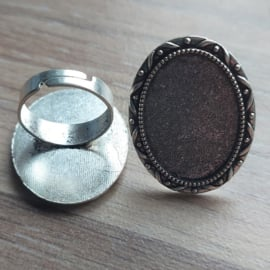 Ring Ovaal - 021
