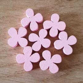 kleine Roze Bloemetjes