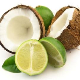 Geurolie Kaarsen & Zeep - Kokosnoot Limoen Verbena