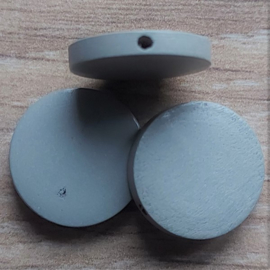 Grijs - 19 mm