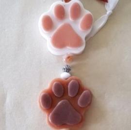 Honden Pootafdruk