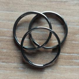 Ring 20 mm - Gun Black
