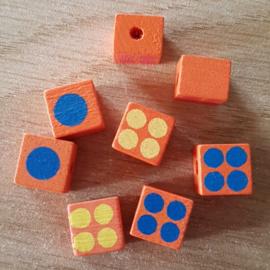 Vierkantjes Oranje