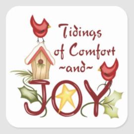 Geurolie voor Kaarsen & Zeep - Comfort & Joy