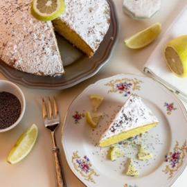 Geurolie voor Kaarsen & Zeep - Citroen Cake