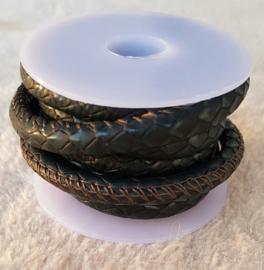 Snake - Forrest Green 6 mm