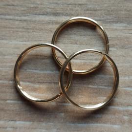 Ring 20 mm - KC Gold