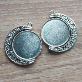 Maan - Zilver
