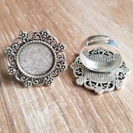 Ring Rond 14 mm