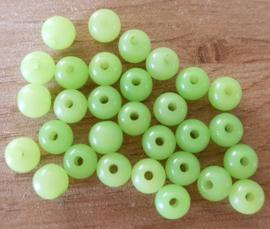 Sorbet Groen 6 mm