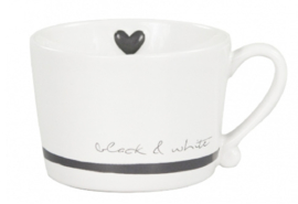 Bastion Collections - Mug Black & White