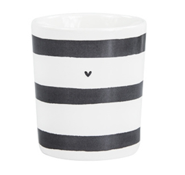 Bastion Collections - Mug Black/White