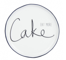 Bastion Collections - Cake Plate 16cm