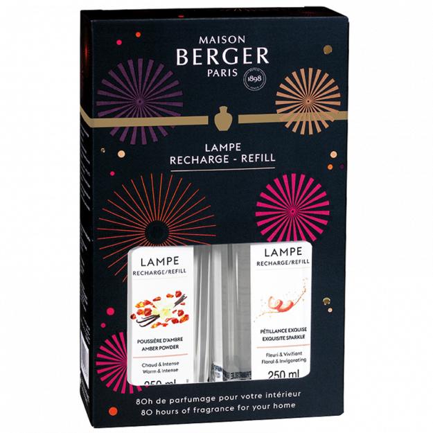 Duopack Lampe Berger