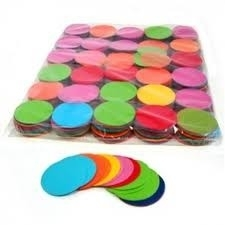 Magic Fx Bolletjes confetti per kilo