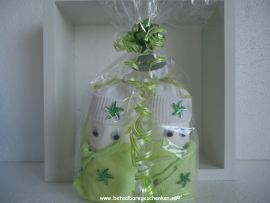 Luierpopjes groen