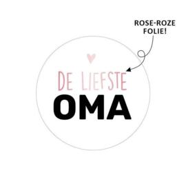 "Sticker ""Oma"""